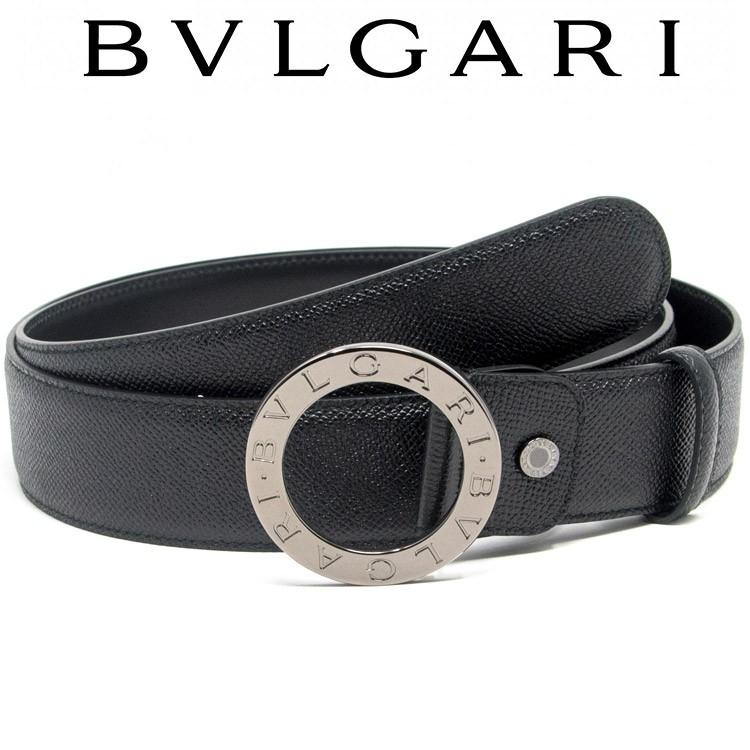 new product 78243 0493b ブルガリ BVLGARI ベルト メンズ ラウンド 新品 38955