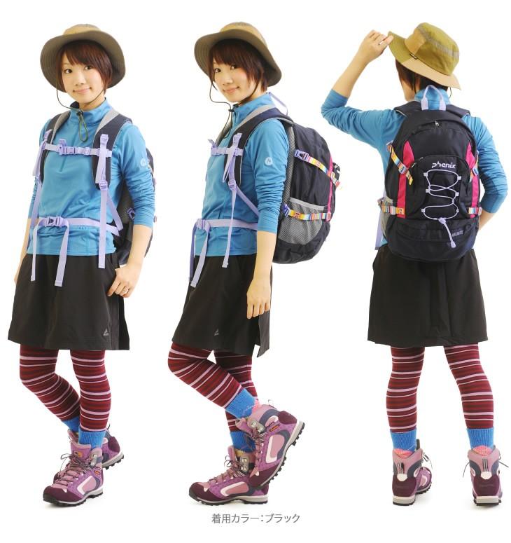 arucoco×Phenix  トレコスカート PH622SP85 /登山/ラップショーツ/ラップスカート/ショートパンツ/スカート/レディース/山ガール/