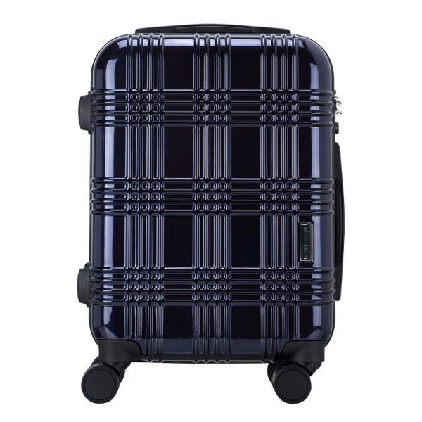 スーツケース 機内持ち込み Sサイズ ストッパー付 日本社製 HINOMOTO ダブルキャスター キャリーバッグ ポリカーボネート TSAロック 8輪 1泊〜3泊用 35L|arudake|17