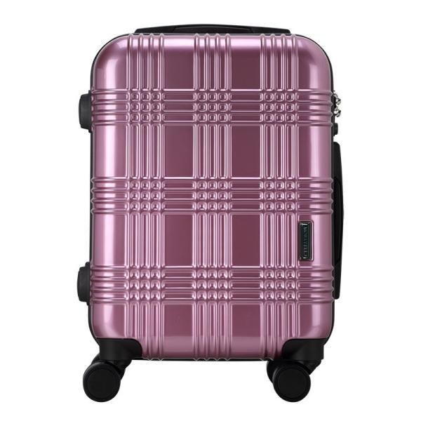 スーツケース 機内持ち込み Sサイズ ストッパー付 日本社製 HINOMOTO ダブルキャスター キャリーバッグ ポリカーボネート TSAロック 8輪 1泊〜3泊用 35L|arudake|13