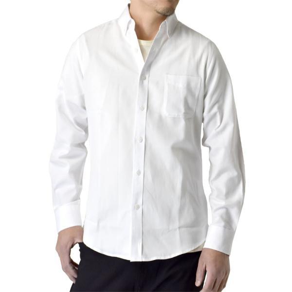 長袖シャツ メンズ ミリタリーシャツ オックスフォードシャツ ボタンダウン 長袖 セール|aruge|21