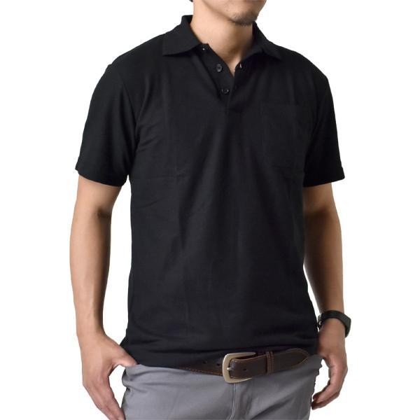 ポロシャツ 無地 吸汗速乾 ドライ 形態安定 チームウェア べースポロ 店舗 ユニホーム メンズ セール|aruge|17