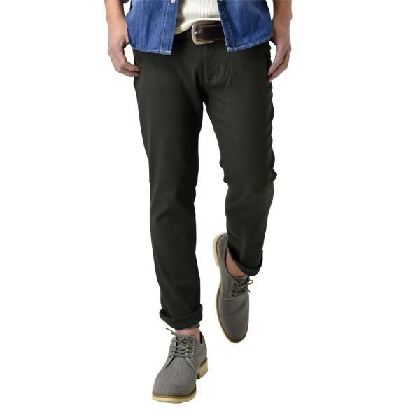 チノパン 伸縮 ストレッチ  イージーパンツ ダメージデニム デニム スキニー メンズ ジーンズ セール 大きいサイズ M L LL 3L 40歳 ボトムス ジョガーパンツ|aruge|34