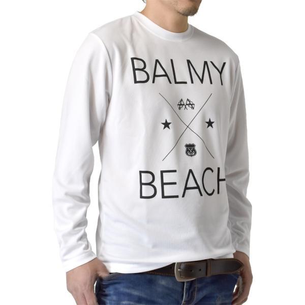 ドライ 吸汗速乾 長袖 Tシャツ ロンT ロングTシャツ 脇汗対策 ムジ アメカジ ロゴ ミリタリー メンズ セール|aruge|20