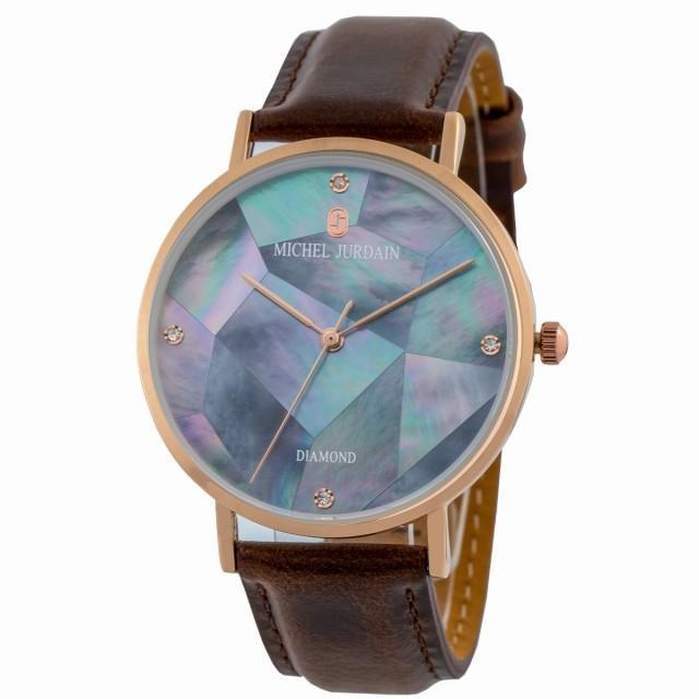 ミッシェルジョルダン 時計 レディース ダイヤモンド MICHEL JURDAIN MJ-5200 ブランド|aruim|07