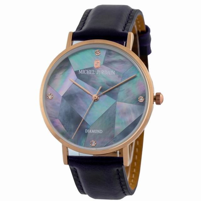 ミッシェルジョルダン 時計 レディース ダイヤモンド MICHEL JURDAIN MJ-5200 ブランド|aruim|08