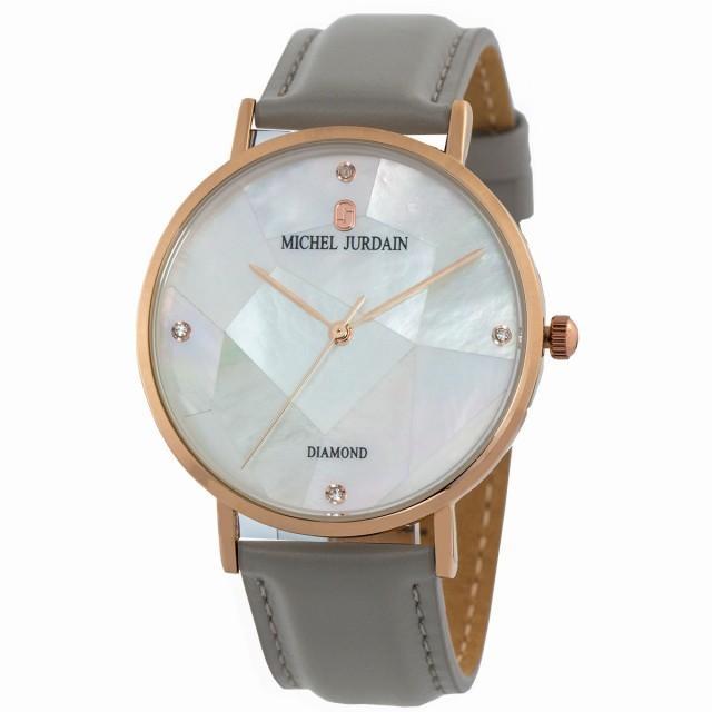 ミッシェルジョルダン 時計 レディース ダイヤモンド MICHEL JURDAIN MJ-5200 ブランド|aruim|09