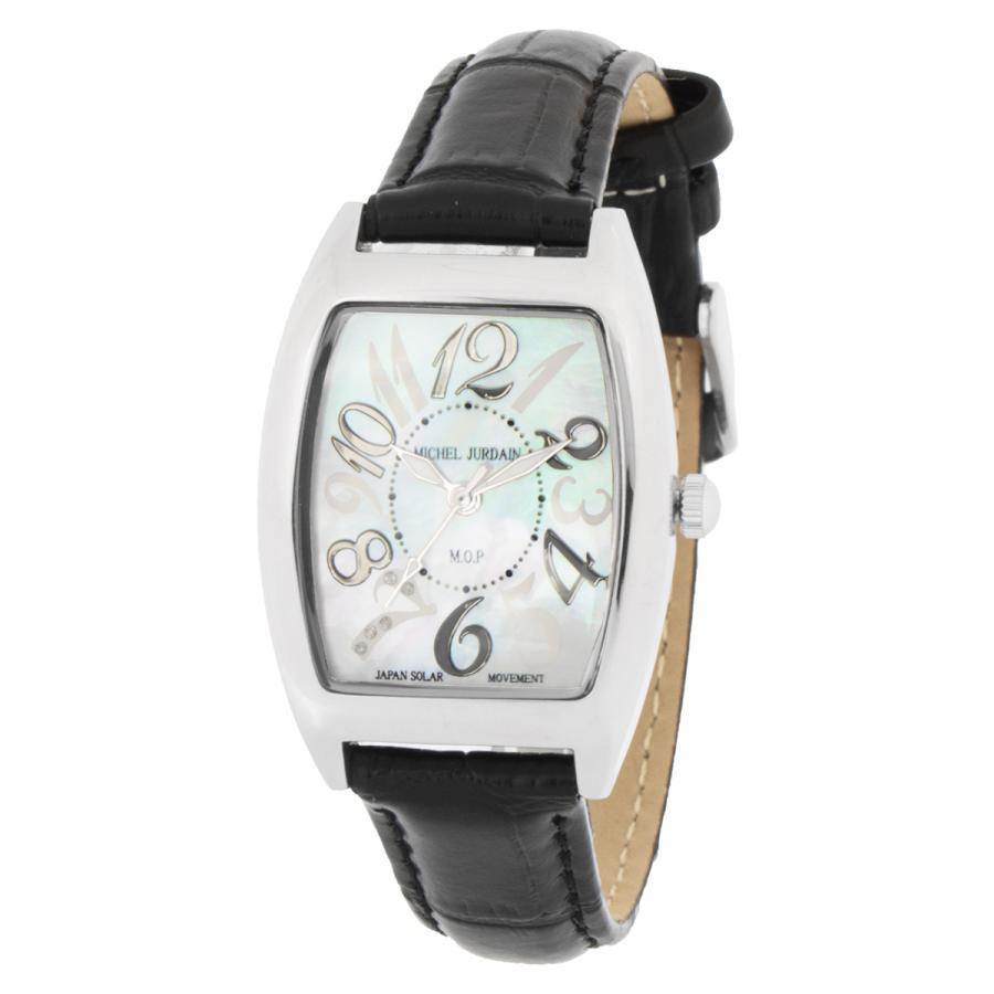 ソーラー ミッシェルジョルダン 腕時計 レディース ダイヤモンド MICHEL JURDAIN SL-2000 ブランド 安い|aruim|06