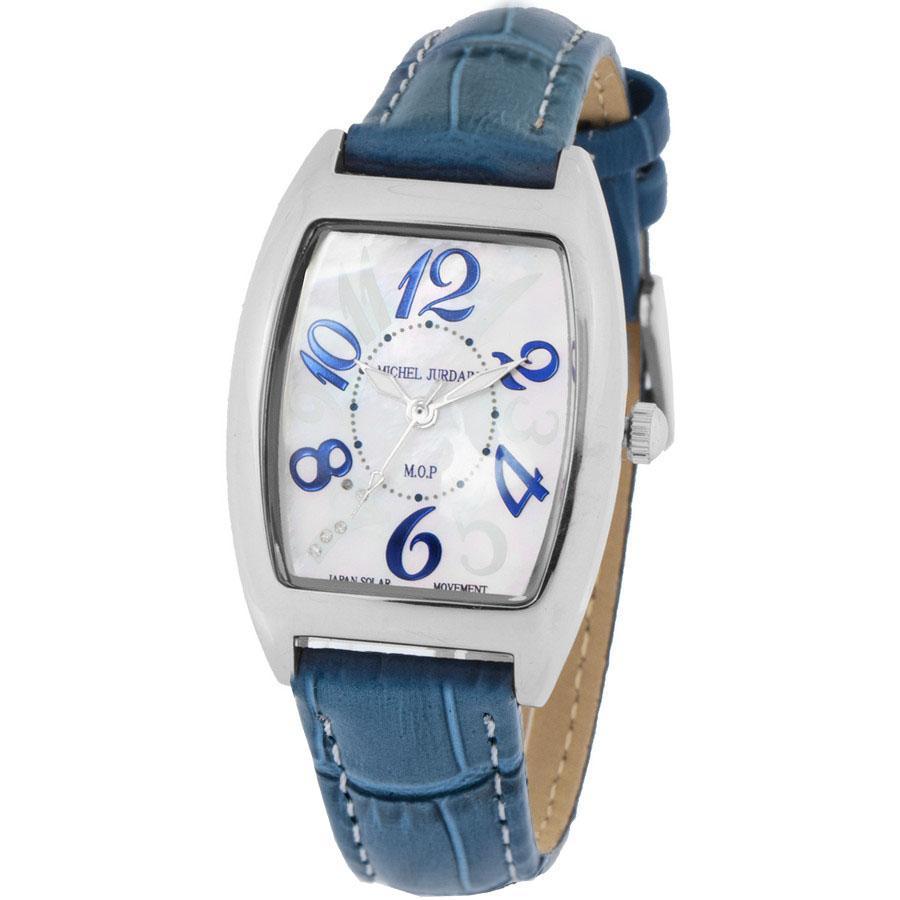 ソーラー ミッシェルジョルダン 腕時計 レディース ダイヤモンド MICHEL JURDAIN SL-2000 ブランド 安い|aruim|09