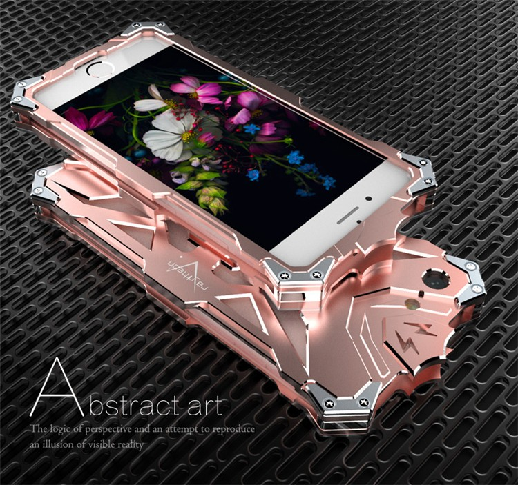 894e235312 表面強化ガラス付き 雷神THOR iphone8 iphone8plus iphone7 iphone7plus ケース S!MON 最強級金属合金 カバーアイフォンアルミバンパー超頑丈格好いい ...