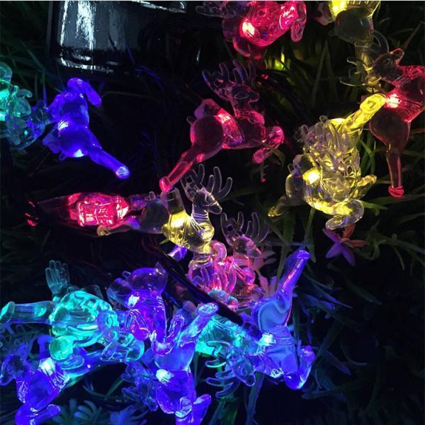 イルミネーション LED 屋外 ソーラー クリスマス ハロウィン LEDライト|arvasshop|08