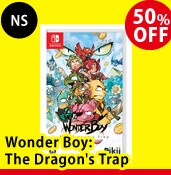 【NS】Wonder Boy: The Dragon's Trap