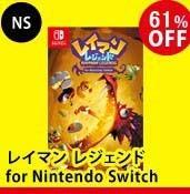 【NS】レイマン レジェンド for Nintendo Switch