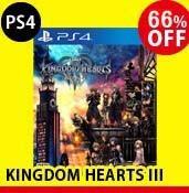 【PS4】KINGDOM HEARTS III(キングダムハーツ3)