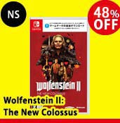 【NS】Wolfenstein II: The New Colossus