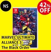 【NS】MARVEL ULTIMATE ALLIANCE 3: The Black Order
