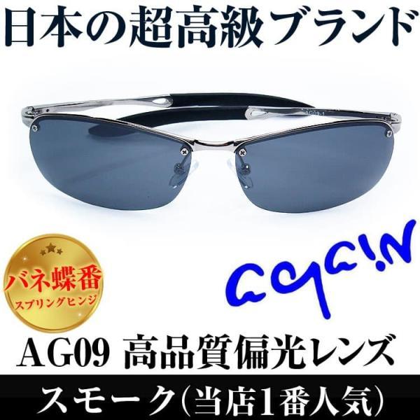 1万4,800円税別→75%OFF 超高級ブランドDNAとの共同開発/AGAIN/アゲイン/偏光サングラス/UV 100% カット スポーツ|ashiya-rutile|09