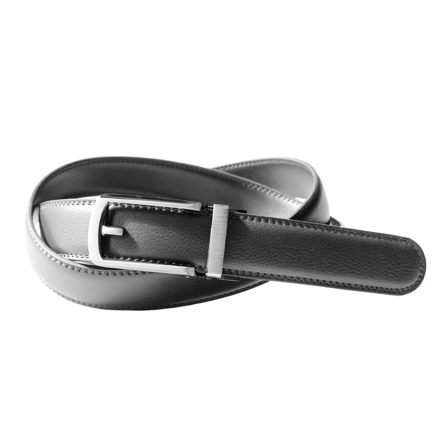 ベルト メンズ ビジネス カジュアル 穴なし 無段階調整 大きいサイズ ロング レザー フォーマル シンプル|asianarts|10