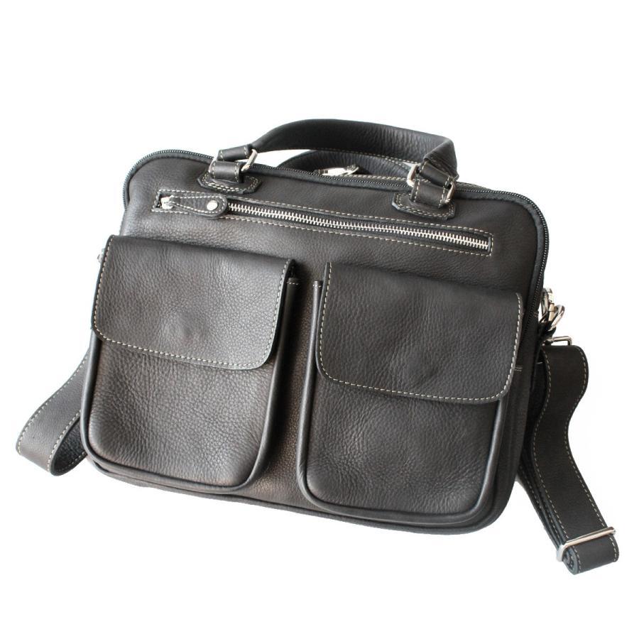 バッグ メンズ ショルダーバッグ 本革 レザー ビジネスバッグ ブリーフケース 大容量 A4 asianarts 14