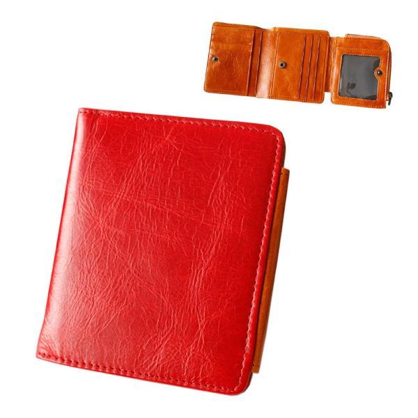財布 二つ折り財布 メンズ レディース 本革 レザー ショートウォレット コンパクトウォレット バロンレザー|asianarts|19