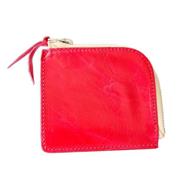 財布 ミニ財布 メンズ レディース 本革 イタリアンレザー ラウンドファスナー 小銭入れあり コンパクト スリム 小さい 薄い 機能性|asianarts|23