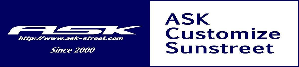 ネッツトヨタ静浜株式会社 ASK ロゴ