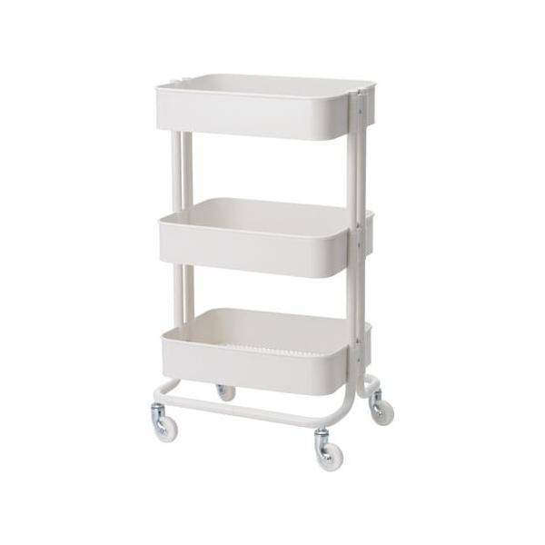 IKEA イケア ロースコグ RASKOG キッチンワゴン キャスター付き|asobinointerior|14