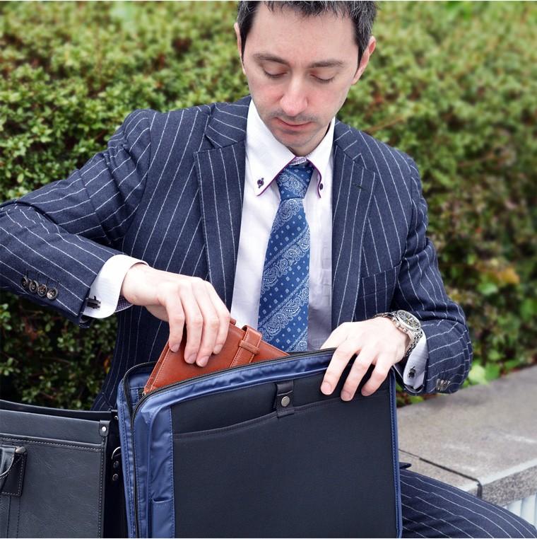 着替えやタオルも入る万能バッグインバッグ
