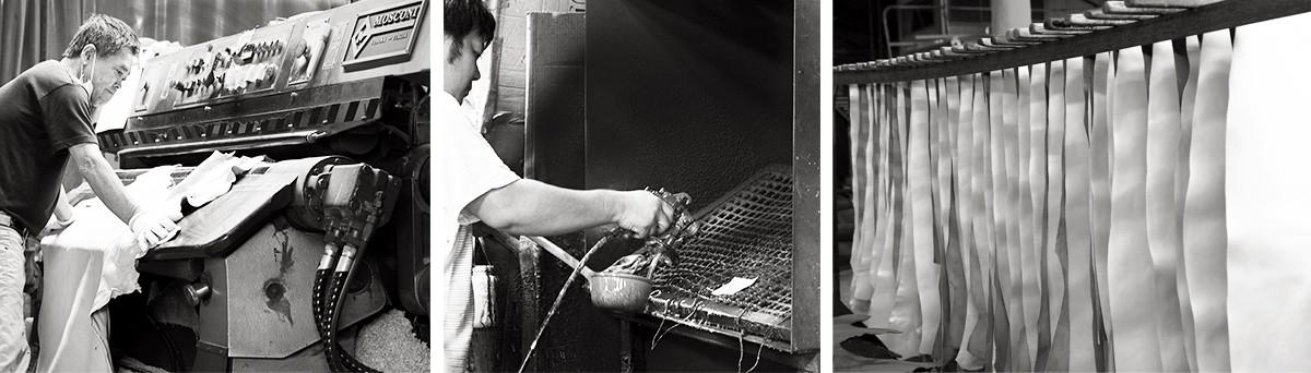 高級皮革産地として名高い兵庫県姫路の老舗タンナーが作る本格的な革