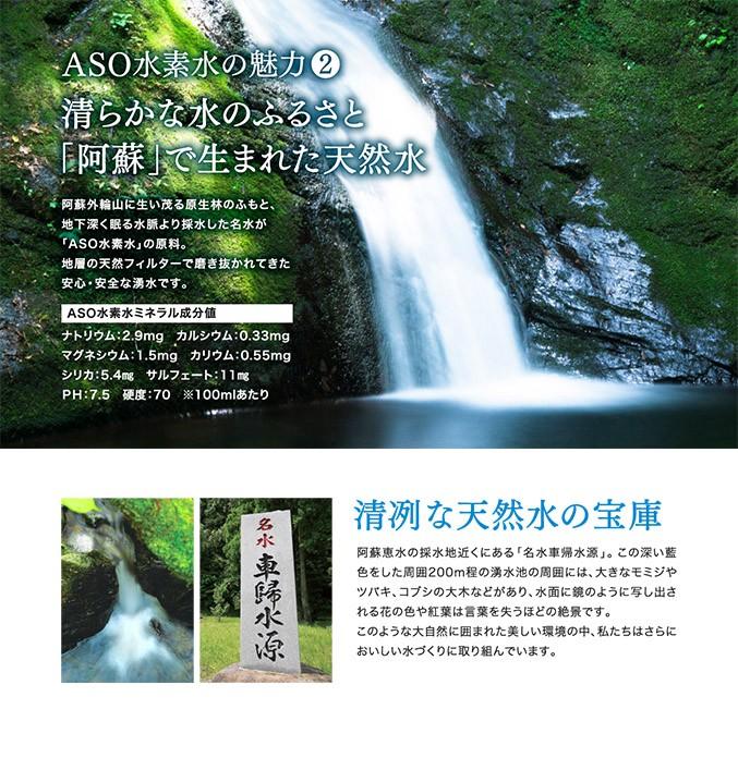 清らかな水のふるさと阿蘇で生まれた天然水