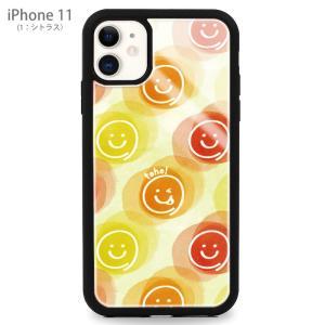 スマホケース iPhone Galaxy ケース スマイリー スマイル ニコちゃん|asshop|13