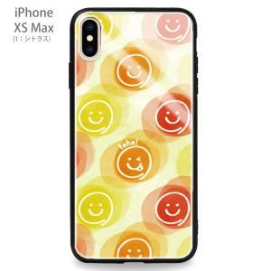 スマホケース iPhone Galaxy ケース スマイリー スマイル ニコちゃん|asshop|16