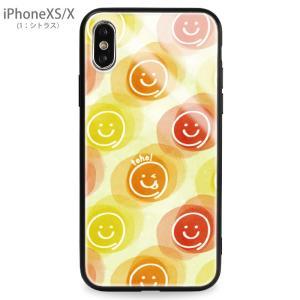 スマホケース iPhone Galaxy ケース スマイリー スマイル ニコちゃん|asshop|14