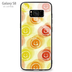スマホケース iPhone Galaxy ケース スマイリー スマイル ニコちゃん|asshop|21