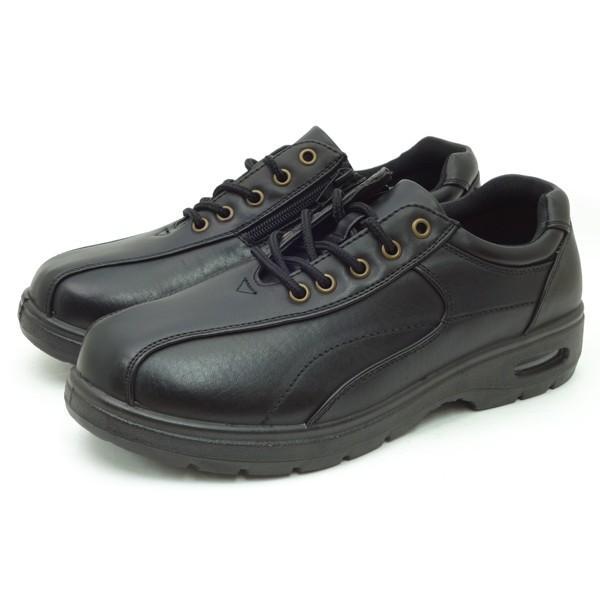 ウォーキングシューズ メンズ 軽い ビジネスシューズ 男性 靴  雨の日 撥水 軽量|assistant|13