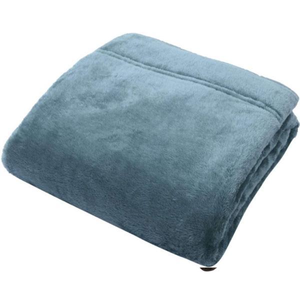 毛布 あったか 暖かい 2枚合わせ毛布 エムールヒート シングルサイズ ブランケット 吸湿発熱 ヒートウォーム ボリューム 防寒 冬用 洗える 送料無料 エムール|at-emoor|19