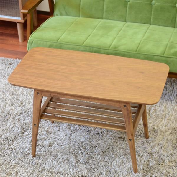 使いやすいサイズのトムテコーヒーテーブル