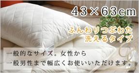 テンセル・ダクロンの枕