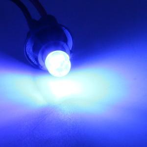 T10 LEDバルブ 透明レンズ キャッツアイ仕様 12V 80LM 2個セット 全6色 ポジション球 バックランプ ルームランプ ナンバー灯 ライセンスランプ|at-parts7117|13