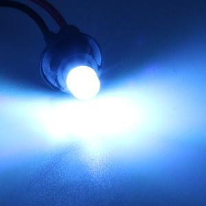 T10 LEDバルブ 透明レンズ キャッツアイ仕様 12V 80LM 2個セット 全6色 ポジション球 バックランプ ルームランプ ナンバー灯 ライセンスランプ|at-parts7117|14