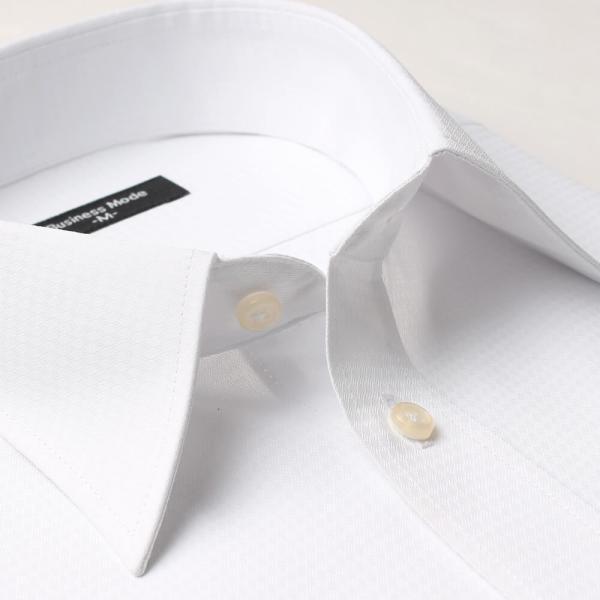 ワイシャツ 長袖 メンズ Yシャツ ノーアイロン ビジネス シャツ ボタンダウン レギュラー  at-ml-sre-1516 宅配便のみ クールビズ clz|atelier365|27