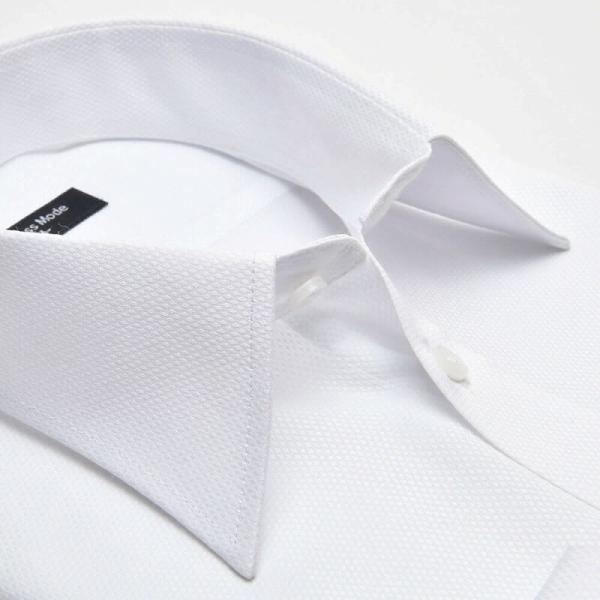 ワイシャツ 長袖 メンズ Yシャツ ノーアイロン ビジネス シャツ ボタンダウン レギュラー  at-ml-sre-1516 宅配便のみ クールビズ clz|atelier365|20