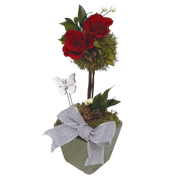 花 プリザーブドフラワー プリザーブドフラワーアレンジメント プレゼント ひまり|atelierm-flower|09