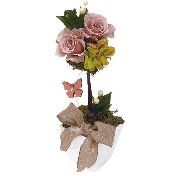 花 プリザーブドフラワー プリザーブドフラワーアレンジメント プレゼント ひまり|atelierm-flower|11