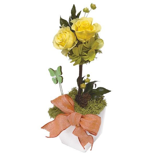 花 プリザーブドフラワー プリザーブドフラワーアレンジメント プレゼント ひまり|atelierm-flower|12