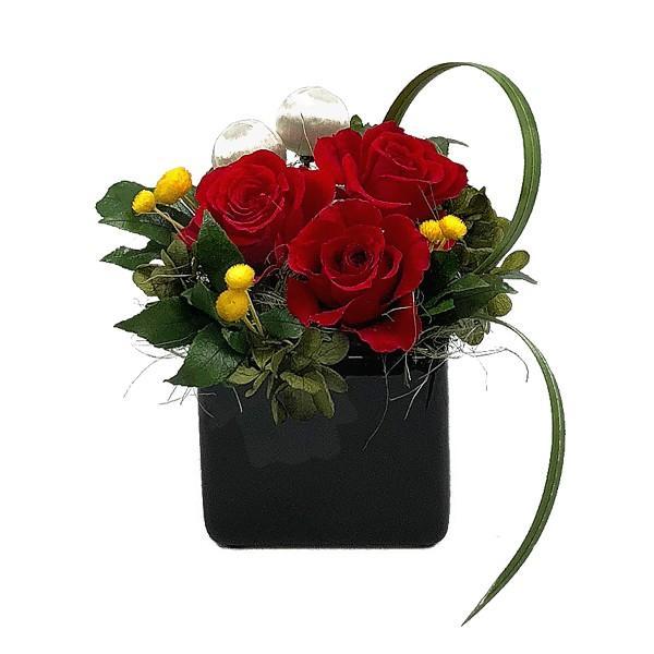 花 プリザーブドフラワー プリザーブドフラワーアレンジメント プレゼント ソフィー|atelierm-flower|12
