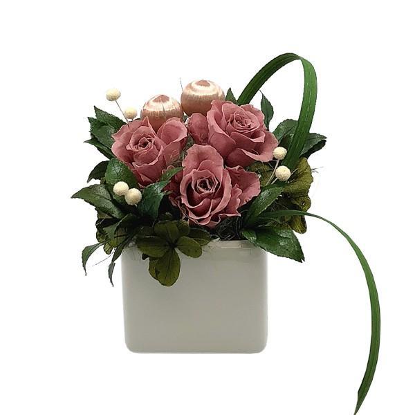 花 プリザーブドフラワー プリザーブドフラワーアレンジメント プレゼント ソフィー|atelierm-flower|14