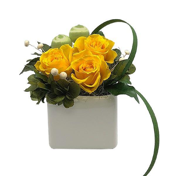 花 プリザーブドフラワー プリザーブドフラワーアレンジメント プレゼント ソフィー|atelierm-flower|15