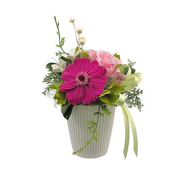 花 プリザーブドフラワー プリザーブドフラワーアレンジメント プレゼント マリー atelierm-flower 12