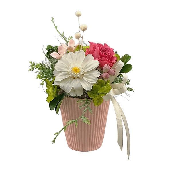 花 プリザーブドフラワー プリザーブドフラワーアレンジメント プレゼント マリー atelierm-flower 11